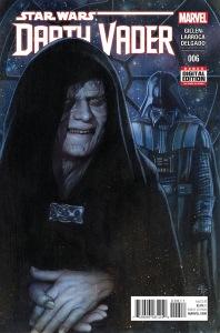 DarthVader#6 cover
