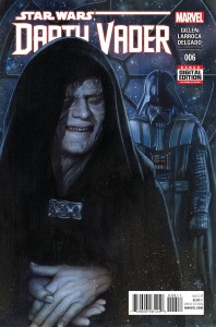 DarthVader#6 cover