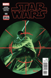 star wars #6 cover