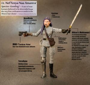 Lt. Nef'Fenya Naa Amantra - tactical