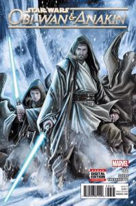Anakin and Obiwan cover news