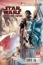Shattered Empire #2 cover
