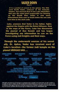 Vader Down crawl page