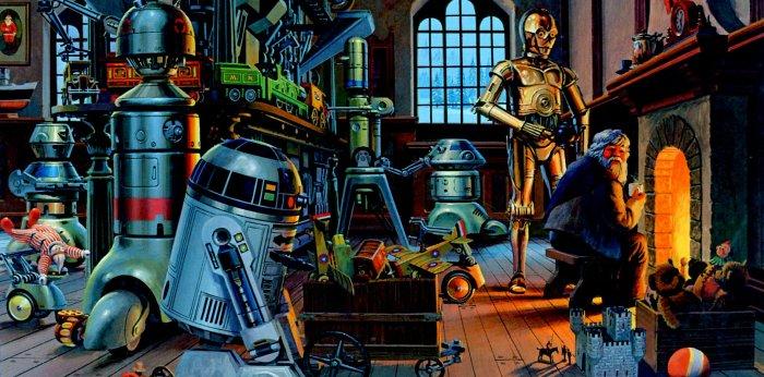 R2 3PO Santa
