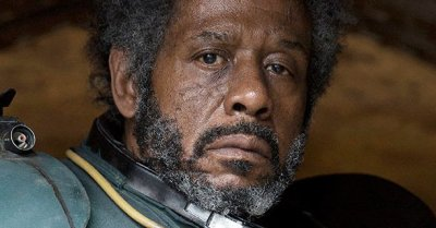 Forest whitaker as Saw
